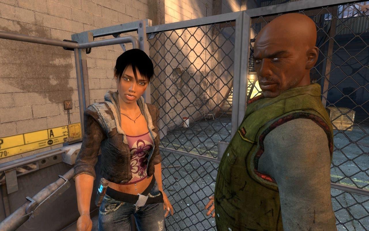 Изображение для Half-Life 2 Fakefactory v10.94 (2010) PC | RePack от R.G. Catalyst (кликните для просмотра полного изображения)
